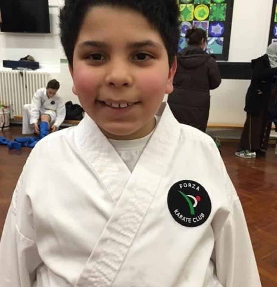 Remembering Medhi El-Wahabi who lived on the 21st floor with his family, Medhi trained with the Forza Shotokan club. Always remembered